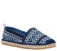 Sakroots Slip-on Espadrilles - Elle Essence - A339885