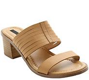 Kensie Slip-on Heel Sandals - Halanie - A339985