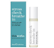 This Works Stress Check Breathe In, 0.35 oz - A341285