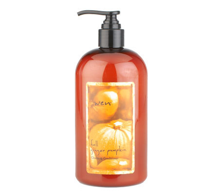 WEN by ChazDean FallGingerPumpk Seasonal Cleansing Conditioner 16o