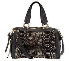 Aimee Kestenberg Leather Large Halley Satchel