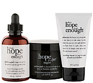 philosophy theres always hope face and neck trio Auto-Delivery - A270086