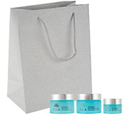 TULA Probiotic Skincare Hydrating Trio with Gift Bag - A271686