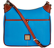 Dooney & Bourke Pebble Leather Kimberly Crossbody Bag - A275486