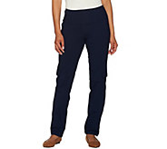 Women with Control Tummy Control Slim Leg Cargo Pants - A279286