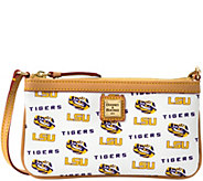 Dooney & Bourke NCAA Louisiana State University Slim Wristlet - A283286