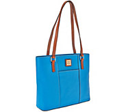Dooney & Bourke Pebble Leather Small Lexington Shopper - A286386