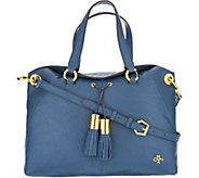 orYANY Lamb Leather Satchel Bag -Kristen - A292986