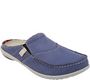 Spenco Orthotic Suede Slip-On Shoes - First Nation - A302086