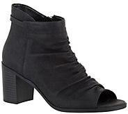 Easy Street Peep Toe Booties - Sansa - A359886