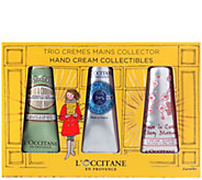 LOccitane 3-Piece Hand Cream Collectibles - A362686