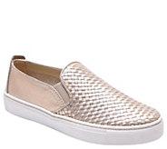 The Flexx Slip On Leather Sneakers - Sneak Name - A411586