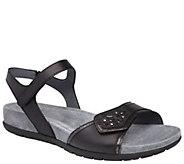 Dansko Open-Toe Leather Sandal - Blythe - A412386