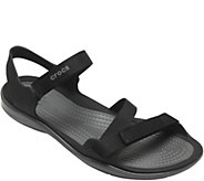 Crocs Webbing Sandals - Swiftwater - A412486