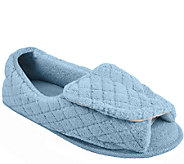 MUK LUKS Quilted Micro Chenille Adjustable FullFoot - A170087