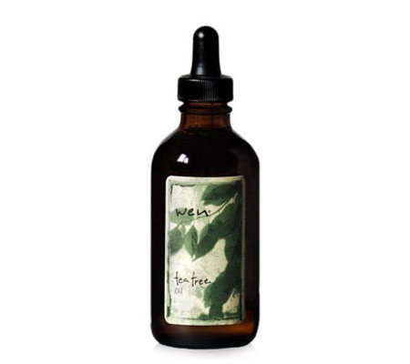 WEN by Chaz Dean Tea Tree Bath, Body & Hair Oil- 4 oz