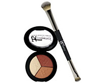 IT Cosmetics Anti-Aging Shadow Trio & No Tug Shadow Brush - A218087
