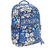 Vera Bradley Signature Print Laptop Backpack - A253687