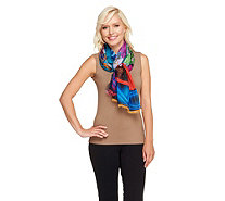"Joan Rivers Fashion ""Do It Now!"" Scarf - A256987"