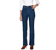 Liz Claiborne New York Regular Hepburn Bootcut Jeans - A261287