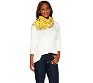 Denim & Co. 28 x 72 Bandana Printed Scarf - A263287