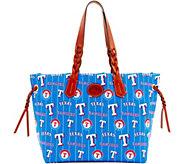 Dooney & Bourke MLB Nylon Rangers Shopper - A281687