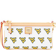 Dooney & Bourke NCAA West Virginia University Slim Wristlet - A283287