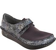 Alegria Dream Fit Leather and Neoprene Slip-ons - Dena - A294987