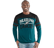 NFL Mens Slub Long Sleeve Top - A296287