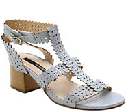 Kensie Open Toe Heel Sandals - Hepburn - A339987