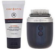Clarisonic Alpha Fit Mens Sonic FacialCleansingSystem - A341087