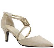 J. Renee Mid Heel Pumps - Halleigh - A364287