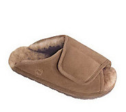 Lamo Mens Sheepskin Wrap Slippers - A186188