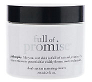 philosophy full of promise firming moisturizer Auto-Delivery - A230288
