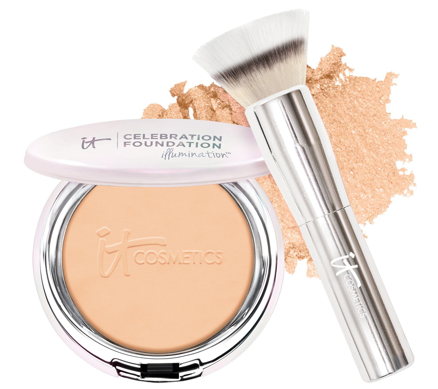 It Cosmetics x ULTA Airbrush Smoothing Foundation Brush #102 by IT Cosmetics #12