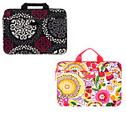Vera Bradley Signature Print Neoprene Laptop Case - A255188