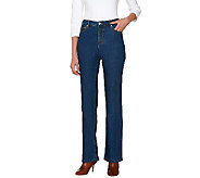 Liz Claiborne New York Petite Hepburn Bootcut Jeans - A261288