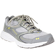 Ryka Leather & Mesh Training Sneakers - Circuit - A263488