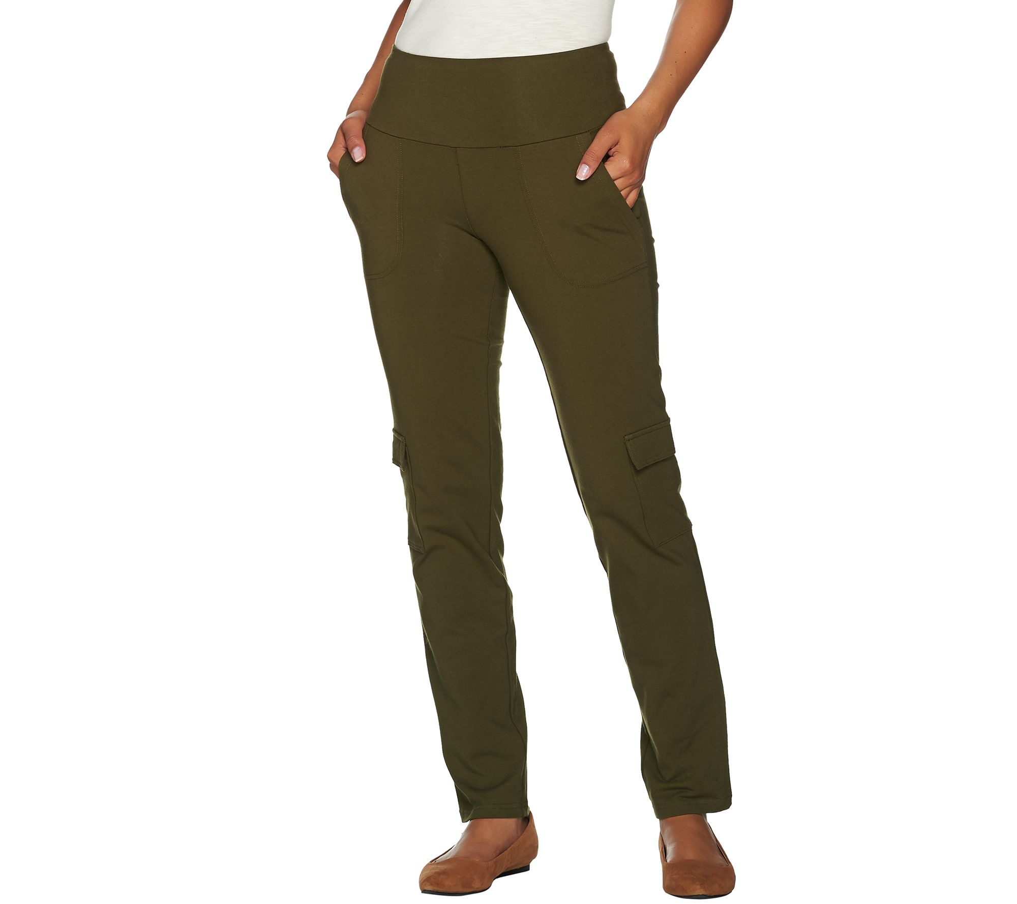 Awesome Match Womens Petite Boyish 8 Pockets Utility Cargo Pants 2036  Movie