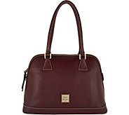 Dooney & Bourke Saffiano Leather Domed Satchel - A282388