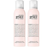 philosophy grace dry shampoo duo - A287988