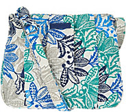 Vera Bradley Signature Print Hadley Crossbody Handbag - A292888