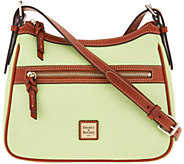 Dooney & Bourke Pebble Leather Crossbody Handbag- Piper - A304988