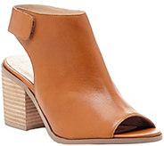Sole Society Block Heel Sandals - Jagger - A355288