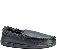 MUK LUKS Mens Moccasin Slippers - A355488