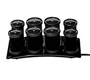 T3 Volumizing Hot Rollers Luxe - Set of 8 - A357788