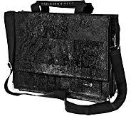 Earth Cork Tondela Briefcase, Black - A361488