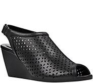 Bandolino Casual Wedge Sandals - Apela - A411388
