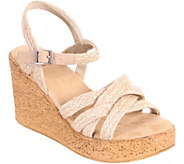 Nomad Wedge Sandals - Venice - A412288