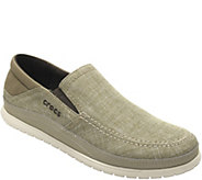 Crocs Mens Slip Ons - Santa Cruz Playa - A412488